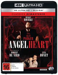 Angel Heart (2 Disc Set) on Blu-ray, UHD Blu-ray image