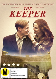 The Keeper on DVD image