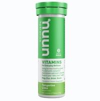 Nuun Vitamin Tablets - Tangerine Lime image