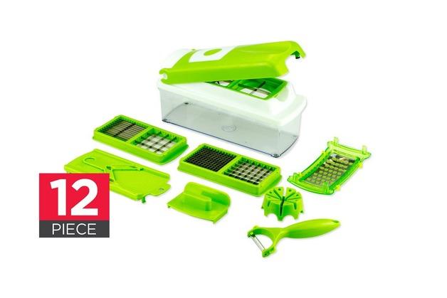 Kogan: Multipurpose 12 Piece Slicer
