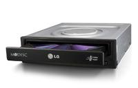 LG 24X SATA Internal Sata DVD Writer - Black