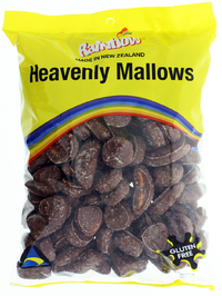 Rainbow Confectionery Heavenly Mallows Bulk Bag 1kg image