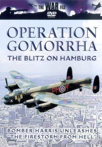 Operation Gomorrha: The Blitz on Hamburg (The War File) on DVD