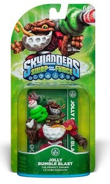 Skylanders Swap Force SWAP Character - Jolly Bumble Blast (All Formats) for