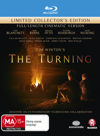 Tim Winton's The Turning (Limited Collector's Edition) on Blu-ray