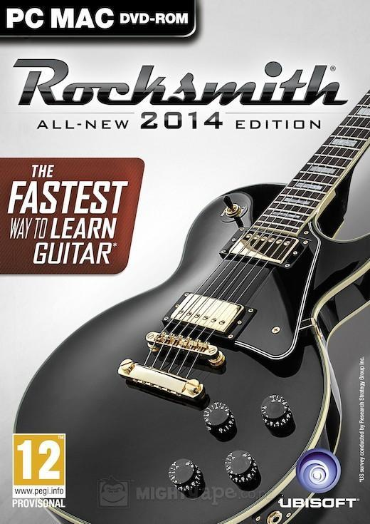 Rocksmith 2014 Edition for PC Games