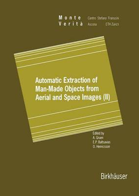 Automatic Extraction of Man-Made Objects from Aerial and Space Images (II) image