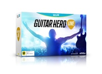 Guitar Hero Live (Game + Guitar) for Nintendo Wii U