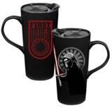 Star Wars: Kylo Ren Heat Reactive Ceramic Travel Mug