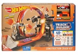 Hot Wheels: Track Builder - Construction Crash Kit