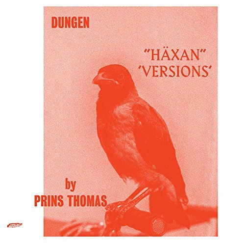Häxan 'Versions' By Prins Thomas (2LP) by Dungen