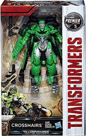 Transformers: The Last Knight - Premier Edition Deluxe Crosshairs