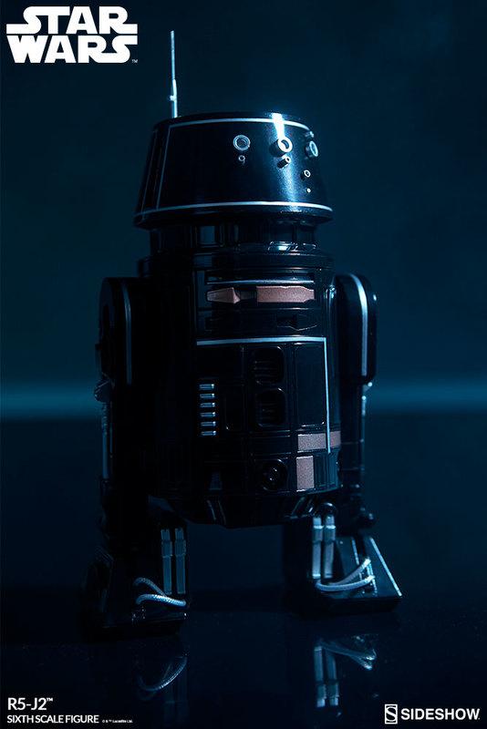 Star Wars: R5-J2 Imperial Astromech - 1:6 Scale Figure