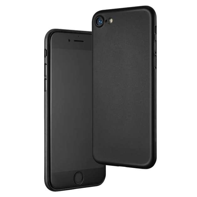 Kase Go Original iPhone 7 Slim Case- Pitch Black