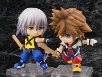 Kingdom Hearts: Riku - Nendoroid Figure