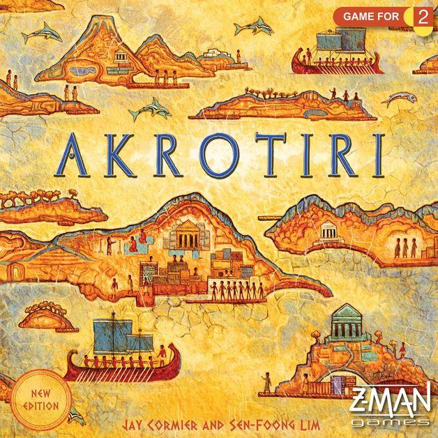 Akrotiri - Revised Edition
