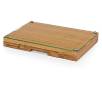 Concerto Cheese Board & Knives Set