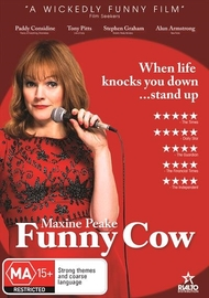 Funny Cow on DVD