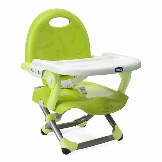 Chicco: Pocket Snack Booster Seat - Lime