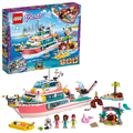 LEGO Friends: Rescue Mission Boat - (41381)