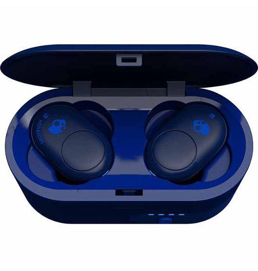 Skullcandy Push True Wireless Headphones - Indigo Blue image