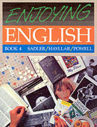 Enjoying English 1-4 by Rex K. Sadler image