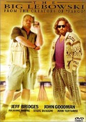 The Big Lebowski on DVD