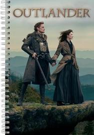 2021 Outlander 17-Month Weekly Planner by Starz image
