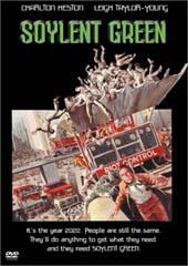 Soylent Green on DVD