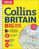 2016 Collins Britain Big Road Atlas by Collins Maps