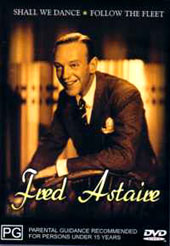 Fred Astaire on DVD