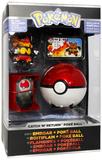 Pokemon: Pokémon Catch 'n Return - Emboar Poké Ball