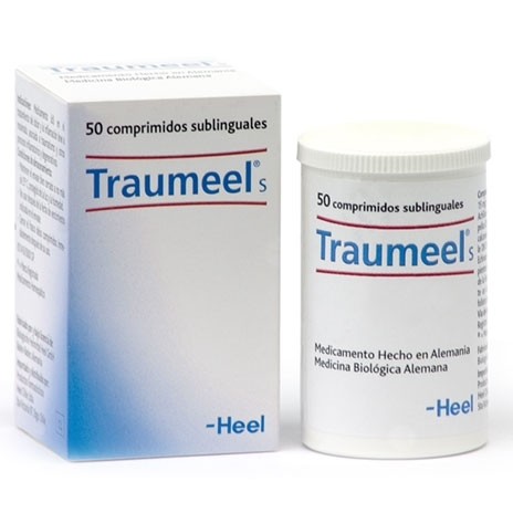 Heel Traumeel (50 tablets) image