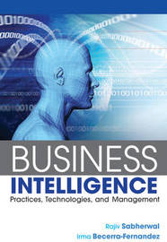 Business Intelligence by Rajiv Sabherwal image