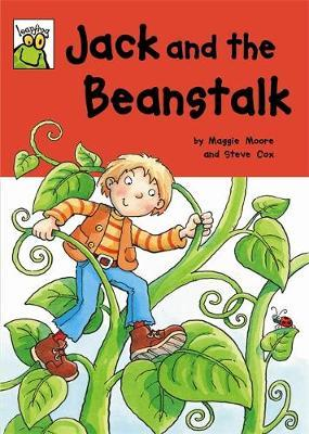 Leapfrog Fairy Tales: Jack and the Beanstalk by Maggie Moore image