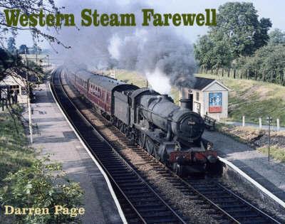 Western Steam Farewell by Darren Page