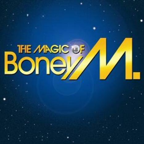 The Magic Of Boney M Deluxe (CD/DVD) by Boney M image