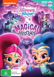Shimmer & Shine: Magical Mischief on DVD