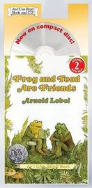 Frog and Toad are Friends Audi by Arnold Lobel