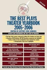 The Best Plays Theater Yearbook 2005-2006 image