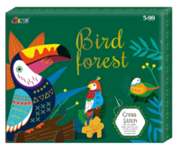 Avenir: Cross Stitch Kit - Bird Forest