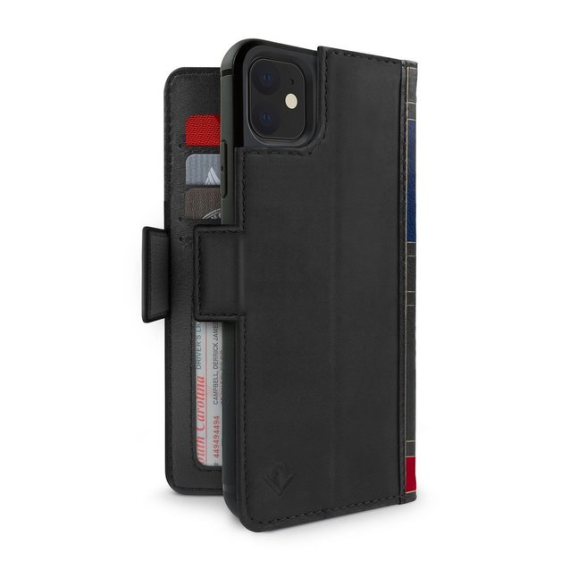 Twelve South: BookBook for iPhone 11 (Black)