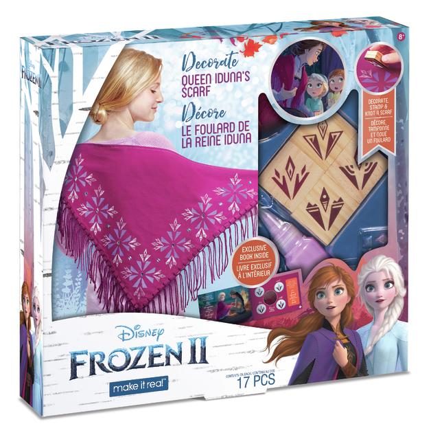 Make It Real: Frozen 2 - Queen Iduna's Scarf