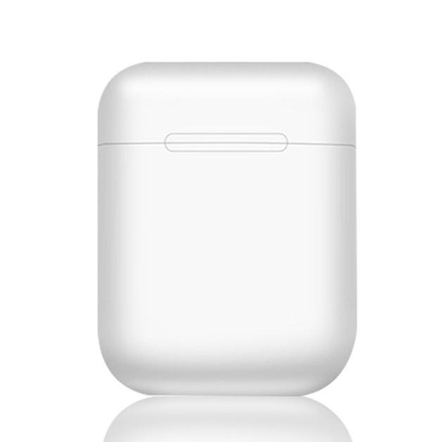 True Wireless Touch Key Bluetooth 5.0 Earphones - White