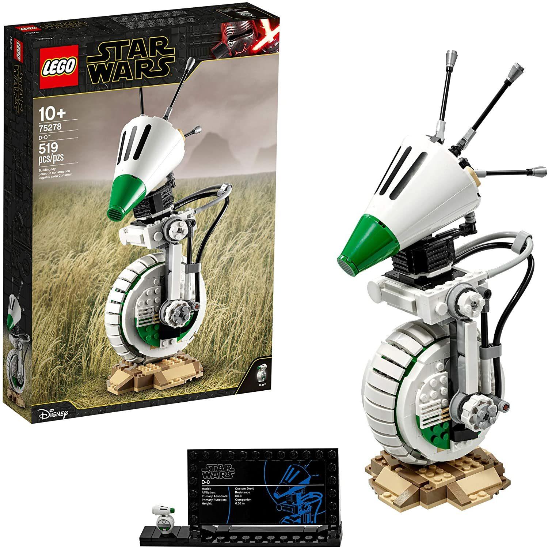 LEGO Star Wars: D-0 - (75278) image
