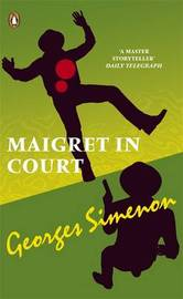 Maigret in Court by Georges Simenon image