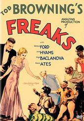 Freaks (1932) on DVD