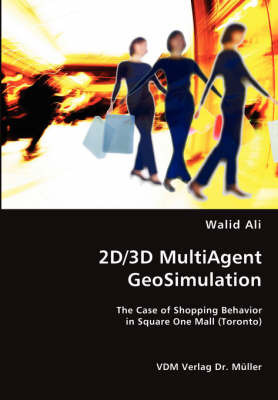 2D/3D Multiagent Geosimulation by Walid Ali