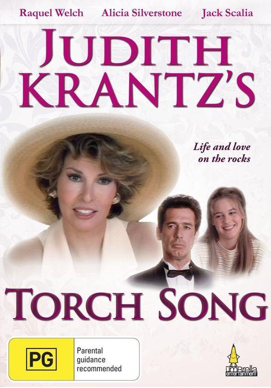 Judith Krantz's Torch Song on DVD