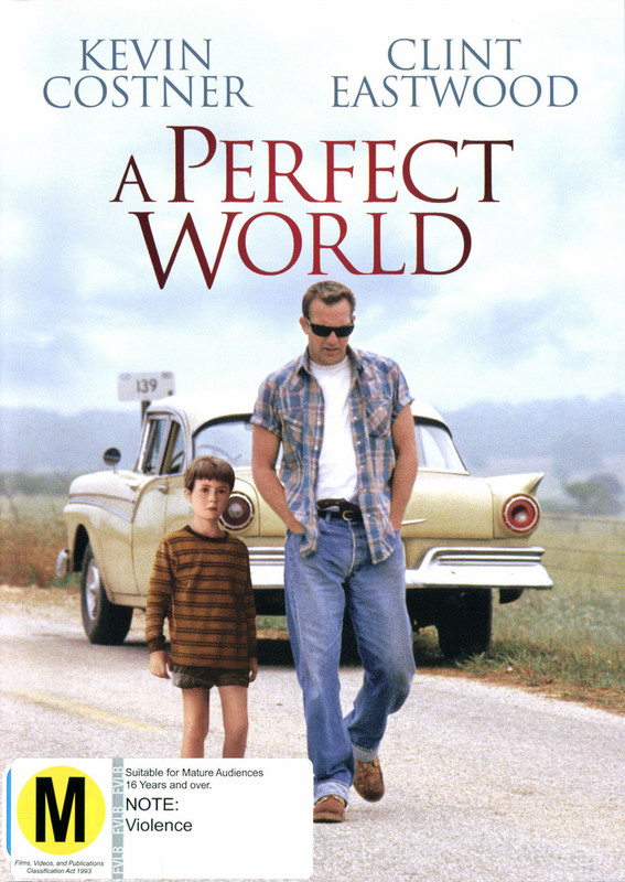 A Perfect World on DVD